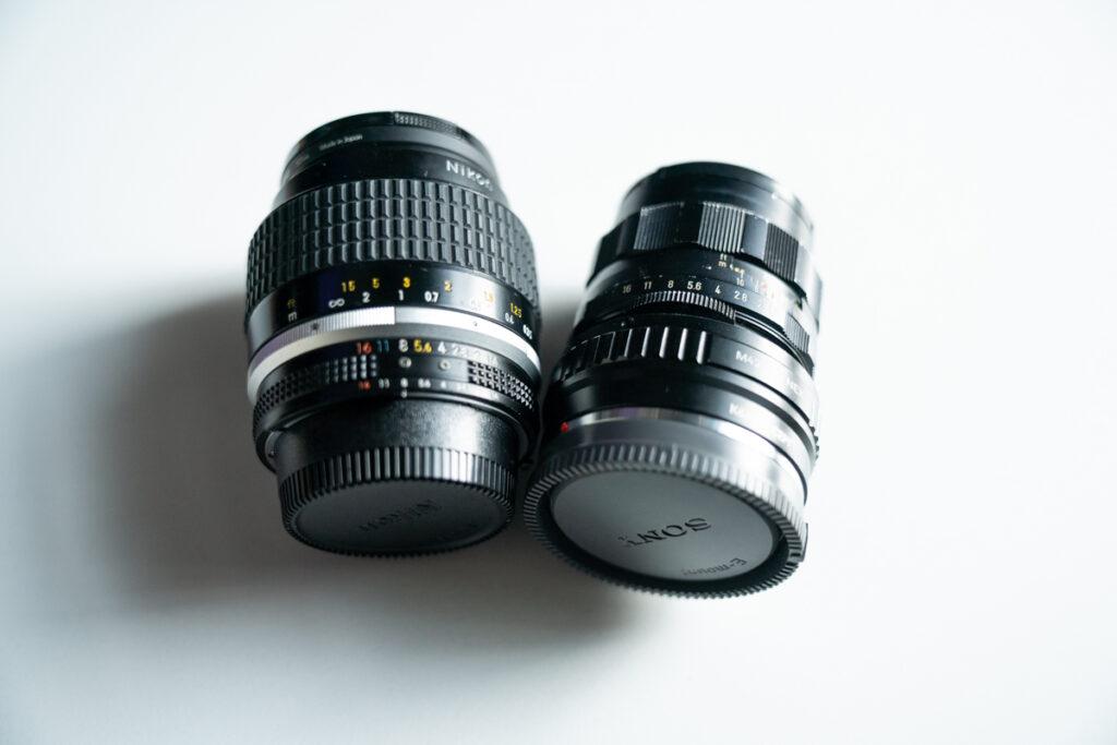 単焦点レンズのメリット・デメリット