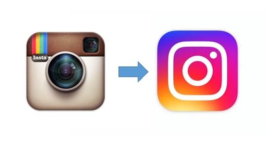 このころ、Instagramはアイコンを大幅にリニューアル。「写真投稿アプリ」としてのイメージが強かった従来のロゴから、機能追加やデバイスの進歩に伴い、カメラにとらわれることなく様々な写真な動画が共有される場をイメージしたロゴになった。