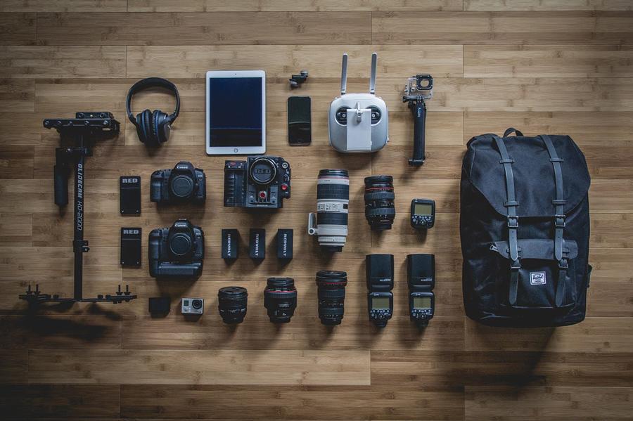 屋外(野外)で人物写真(ポートレート)を綺麗に撮影するテクニック紹介 カメラ以外の便利なアイテム