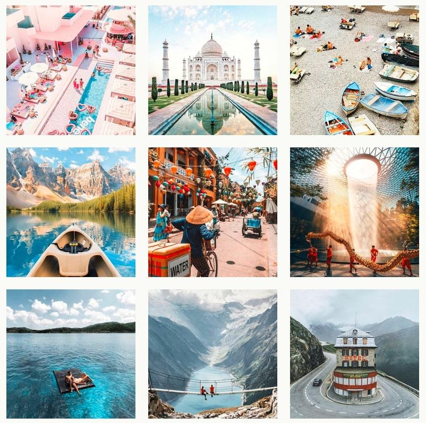 Instagramの広告成功事例_アカウントの活用も重要