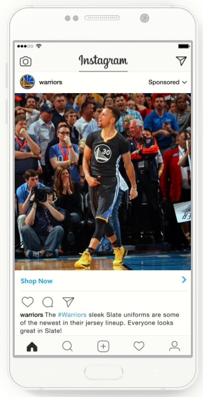 Instagram広告の海外事例_カルーセル広告、動画広告によるチケット・グッズ売上拡大事例