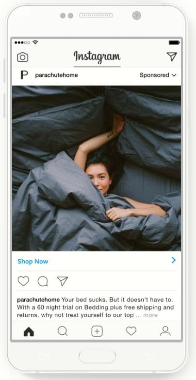 Instagram広告の海外事例_クオリティの高いビジュアル、ユニークなキャンペーンで高いROIを実現