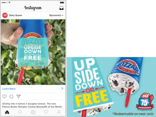 Instagram広告の海外事例_2,000万人にリーチ