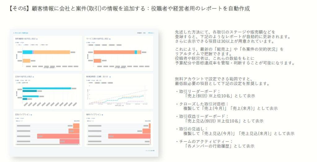 HubSpot無料版でできること⑥ 営業取引管理を行う