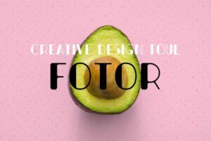 無料デザインツール「Fotor」を使ってみた|写真編集・画像加工・デザイン制作