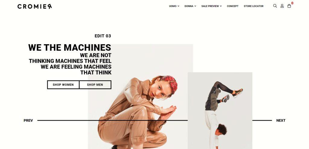 Webデザイントレンド18フォト&