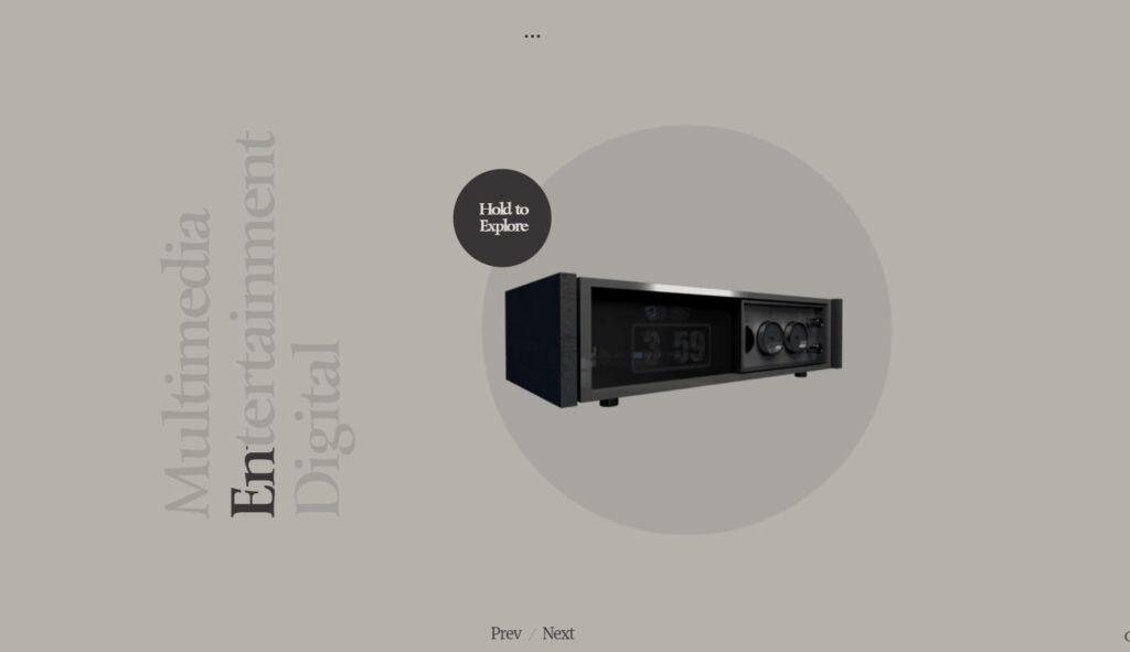 Webデザイントレンド10 レトロモダン