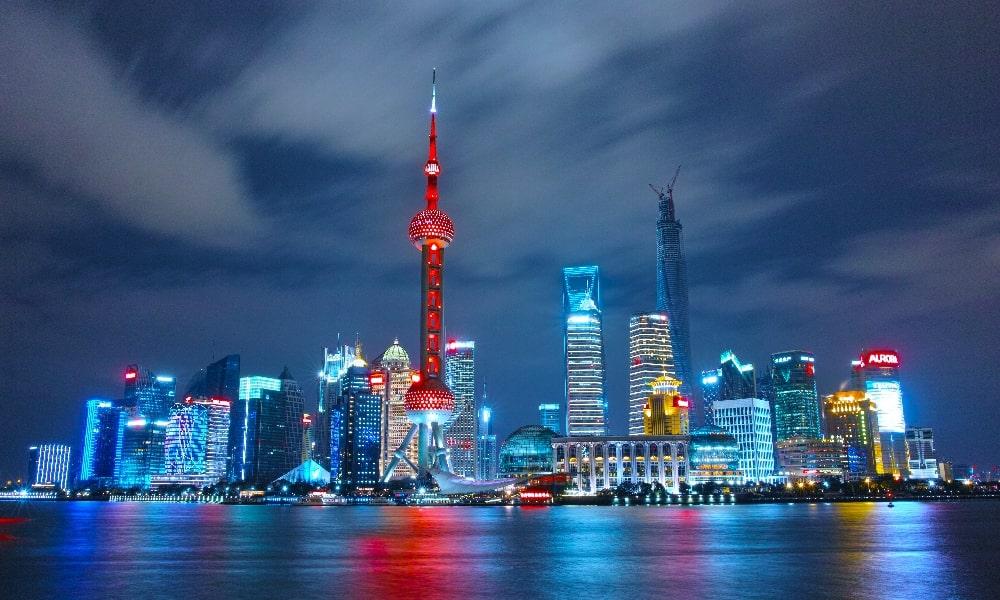 中国-最先端テクノロジーを活用