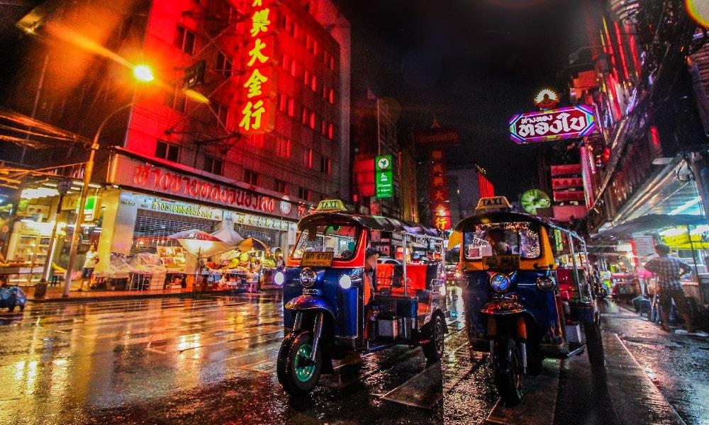 タイ-新興国の中でも高い技術力