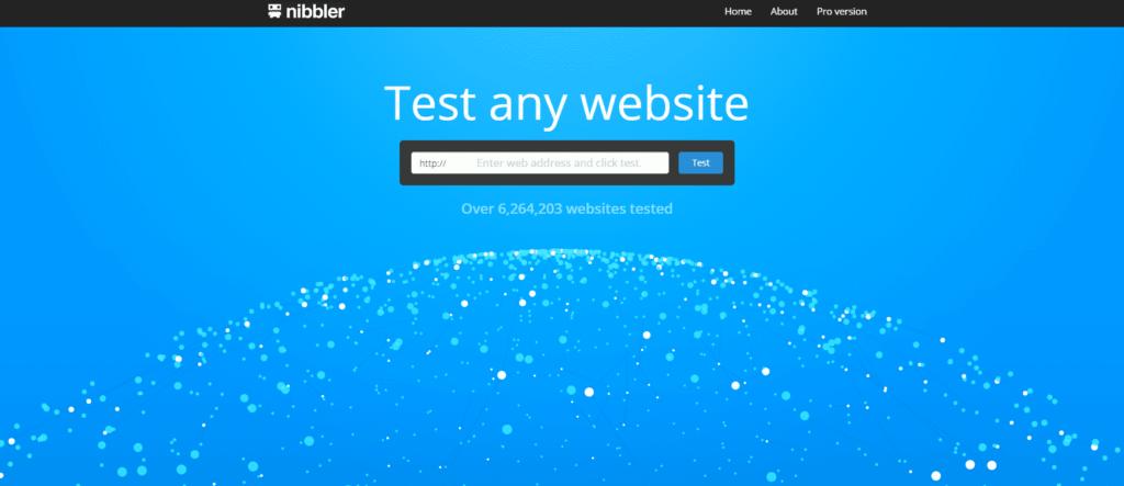SEO対策ツール:Nibbler