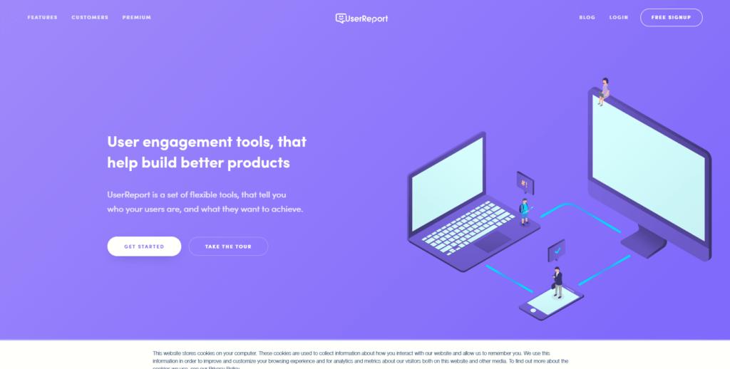 SEO対策ツール:Userreport