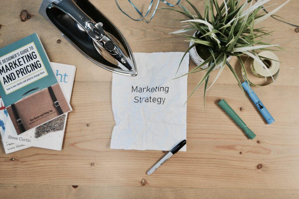 デザイン視点とマーケティング視点