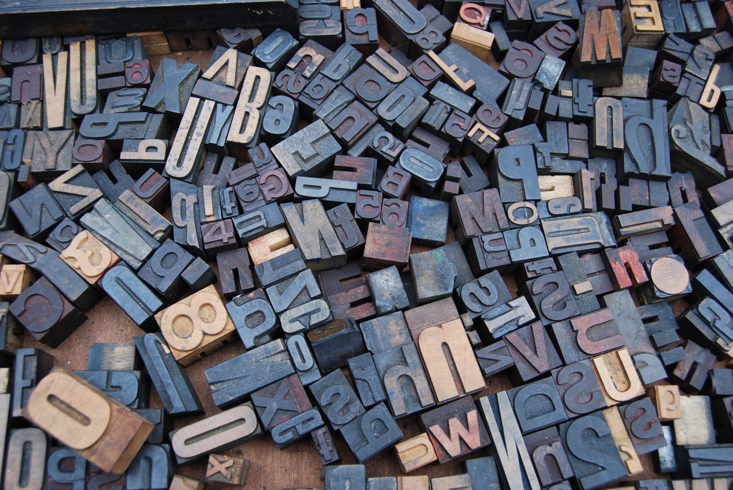 フォントを探す際、ツールは最後に使う