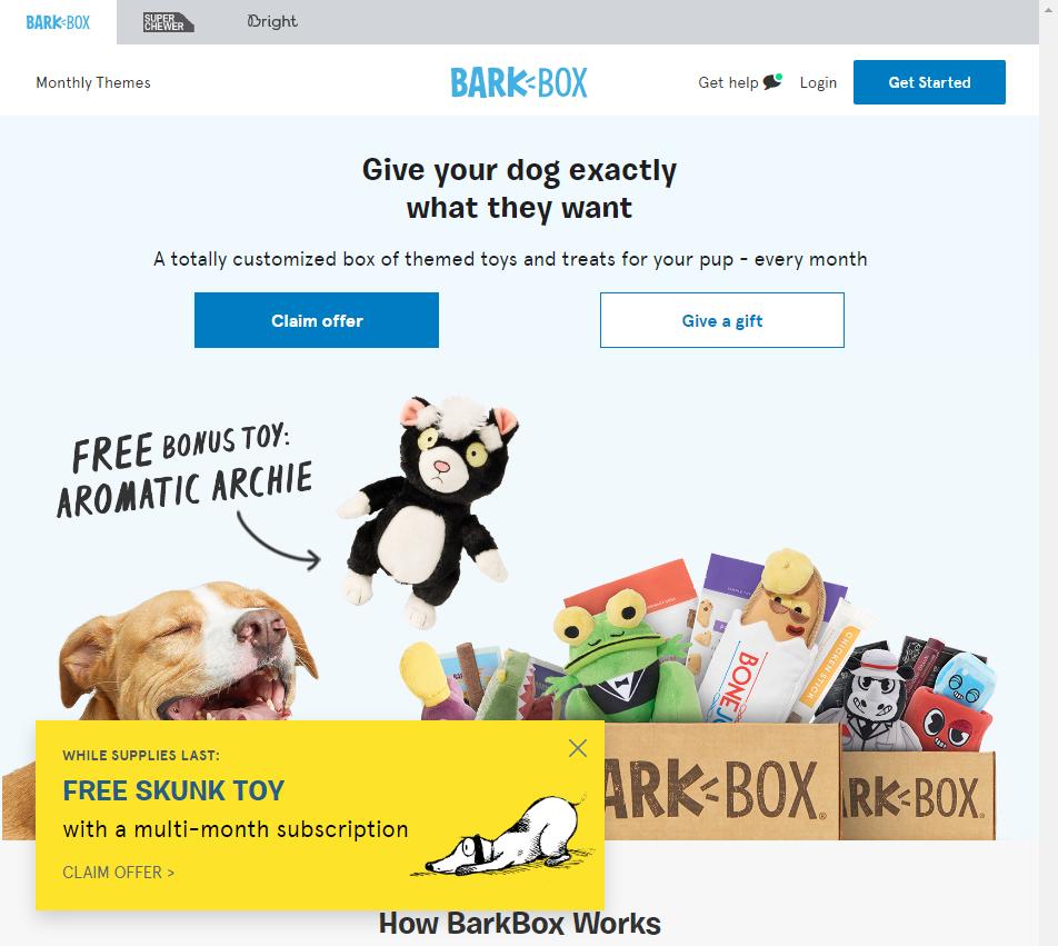BarkBox - www.barkbox.com